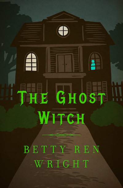 Buy The Ghost Witch at Amazon