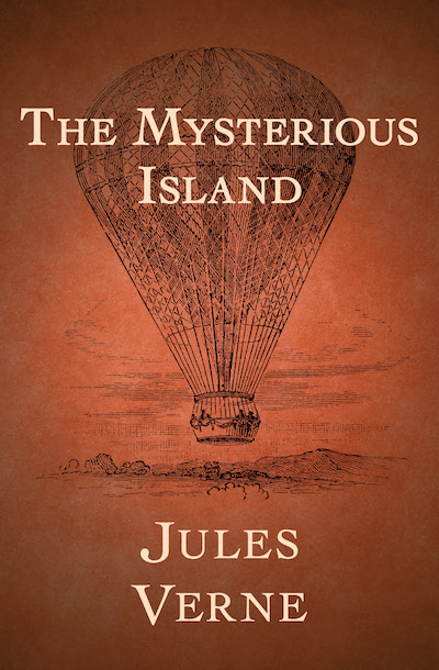 Buy The Mysterious Island at Amazon