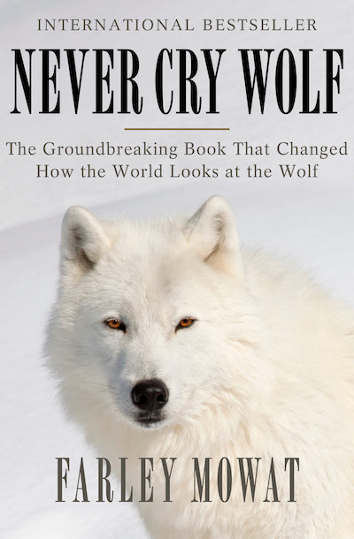 Buy Never Cry Wolf at Amazon
