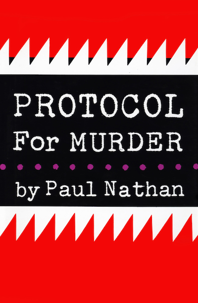 Buy Protocol for Murder at Amazon