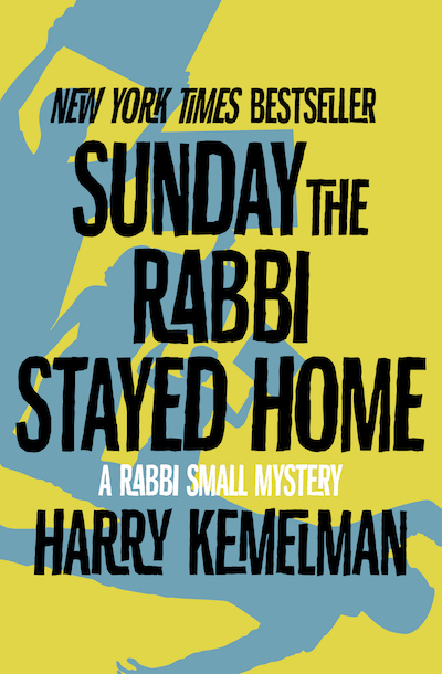 Buy Sunday the Rabbi Stayed Home at Amazon