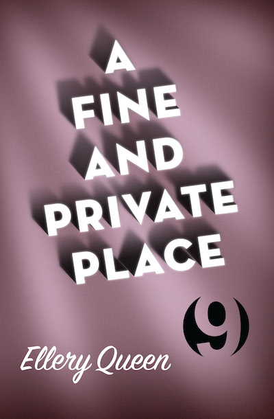 Buy A Fine and Private Place at Amazon