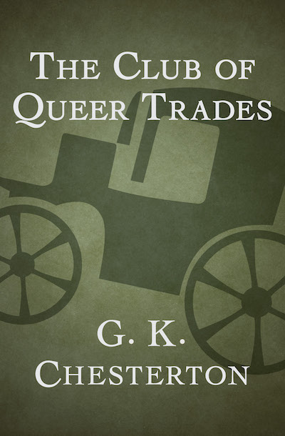 Buy The Club of Queer Trades at Amazon
