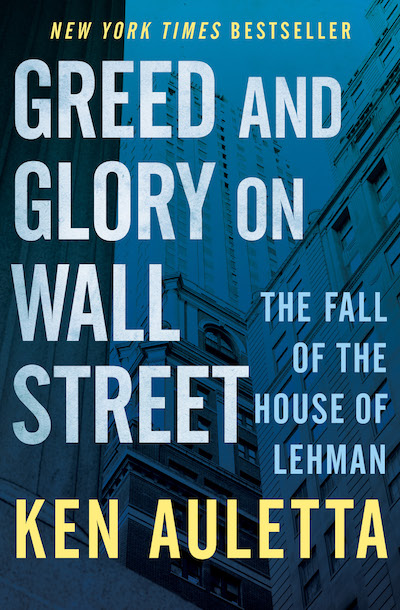 Buy Greed and Glory on Wall Street at Amazon