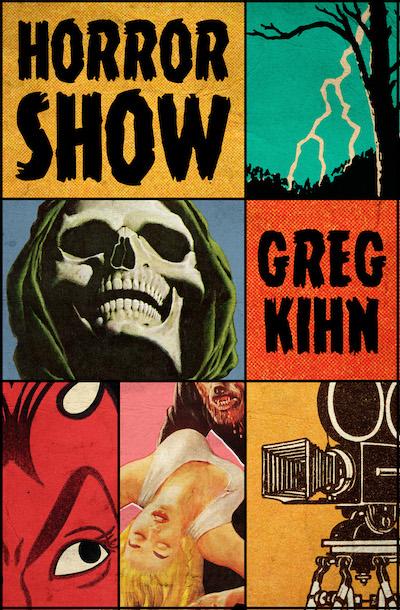 Buy Horror Show at Amazon
