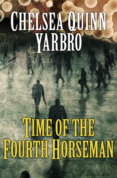 Buy Time of the Fourth Horseman at Amazon