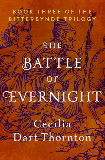 Buy The Battle of Evernight at Amazon