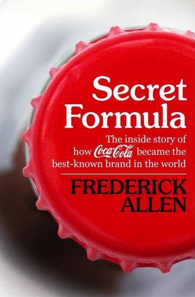 Buy Secret Formula at Amazon