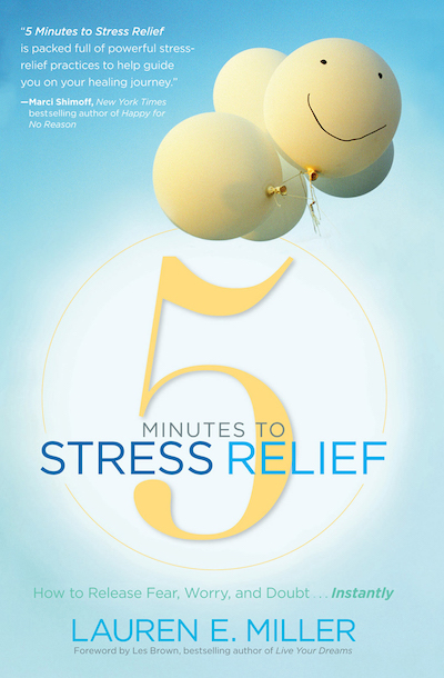 Buy 5 Minutes to Stress Relief at Amazon