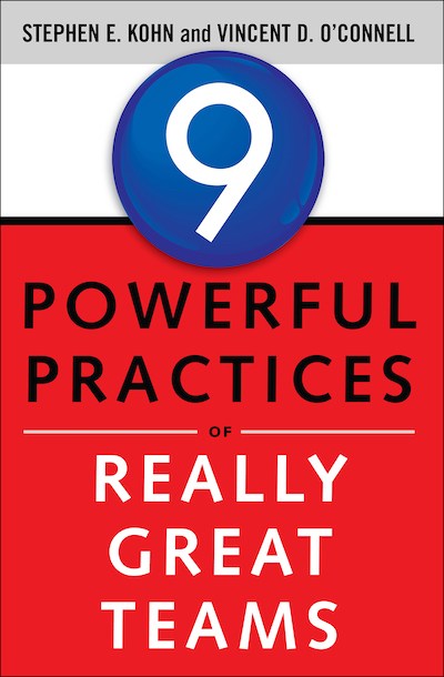 Buy 9 Powerful Practices of Really Great Teams at Amazon