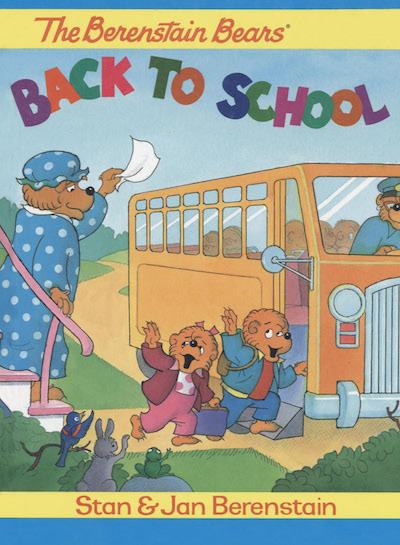 Buy The Berenstain Bears Back to School at Amazon