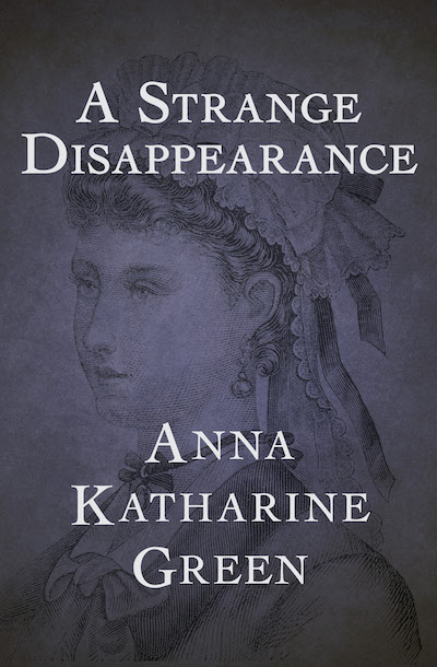 Buy A Strange Disappearance at Amazon