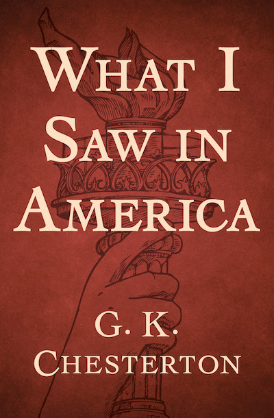Buy What I Saw in America at Amazon