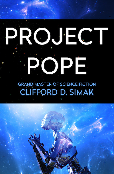 Buy Project Pope at Amazon