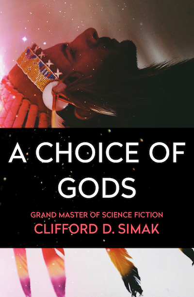 Buy A Choice of Gods at Amazon