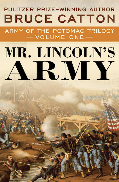 Buy Mr. Lincoln's Army at Amazon
