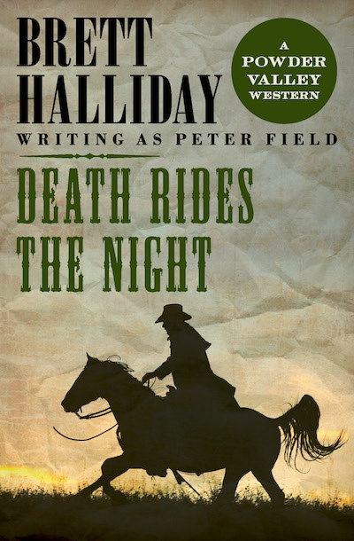 Buy Death Rides the Night at Amazon