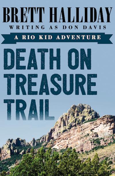 Buy Death on Treasure Trail at Amazon