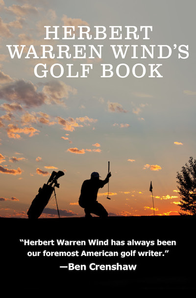 Buy Herbert Warren Wind's Golf Book at Amazon