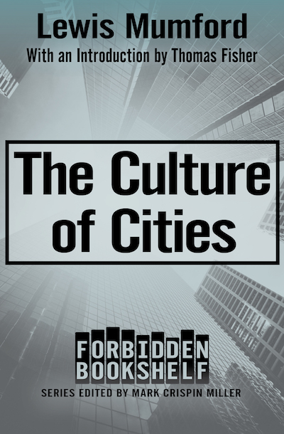 Buy The Culture of Cities at Amazon