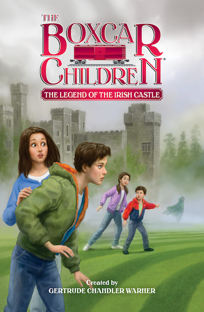 Buy The Legend of the Irish Castle at Amazon