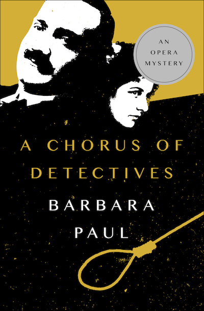 Buy A Chorus of Detectives at Amazon