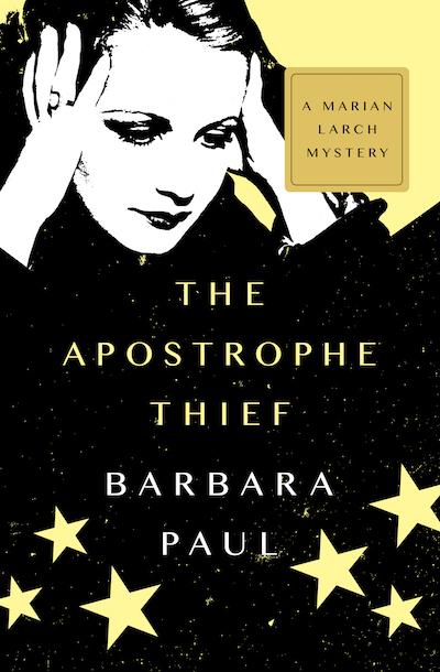 Buy The Apostrophe Thief at Amazon