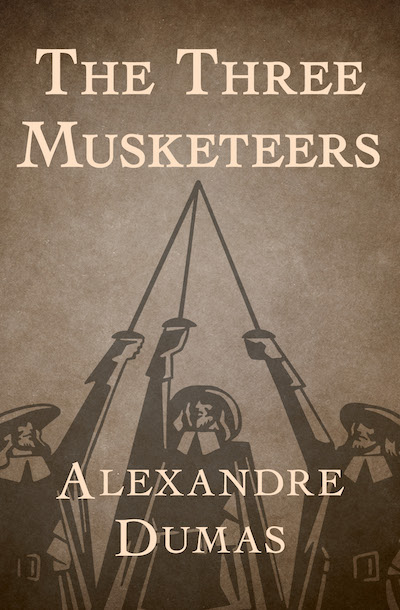 Buy The Three Musketeers at Amazon