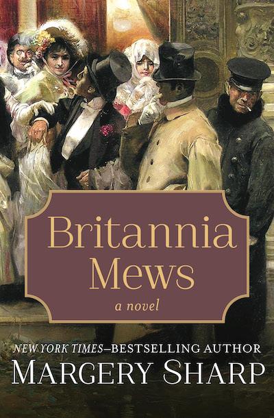 Buy Britannia Mews at Amazon