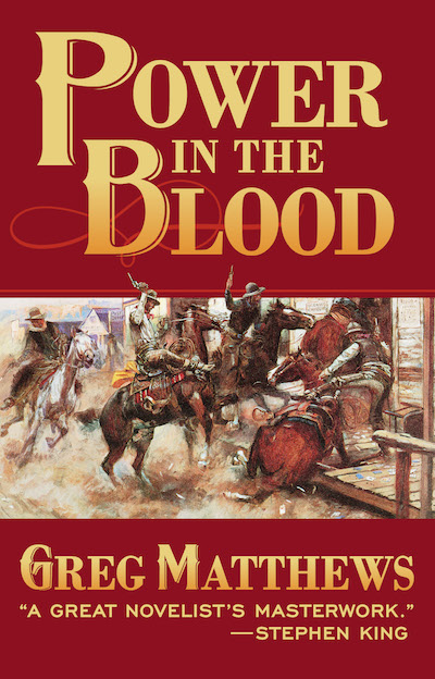Buy Power in the Blood at Amazon
