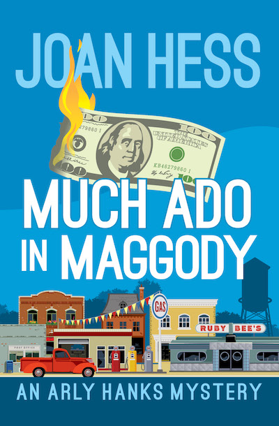Buy Much Ado in Maggody at Amazon