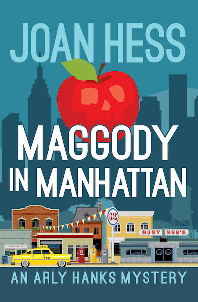 Buy Maggody in Manhattan at Amazon