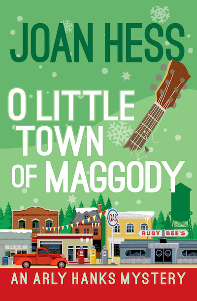 Buy O Little Town of Maggody at Amazon