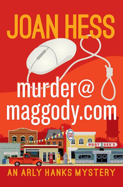 Buy murder@maggody.com at Amazon