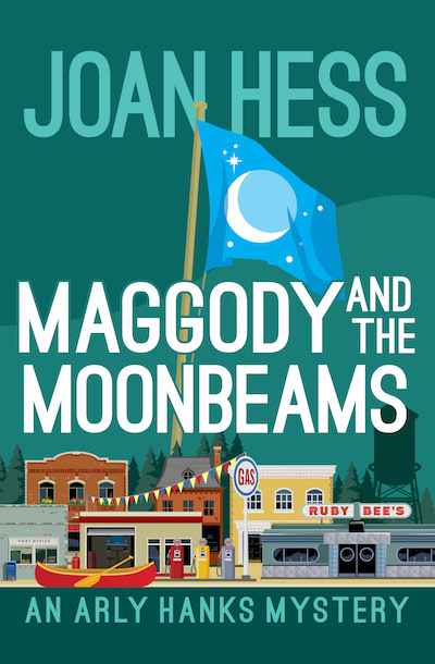 Buy Maggody and the Moonbeams at Amazon