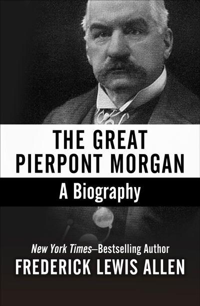 Buy The Great Pierpont Morgan at Amazon
