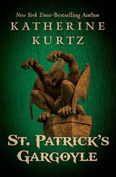 Buy St. Patrick's Gargoyle at Amazon