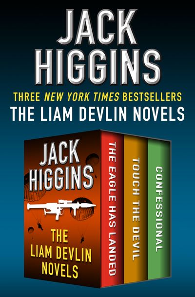 Buy The Liam Devlin Novels at Amazon