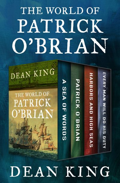 Buy The World of Patrick O'Brian at Amazon