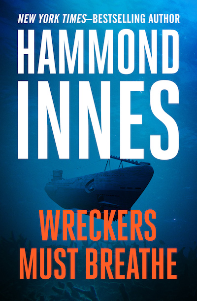 Buy Wreckers Must Breathe at Amazon
