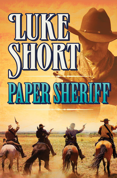 Buy Paper Sheriff at Amazon