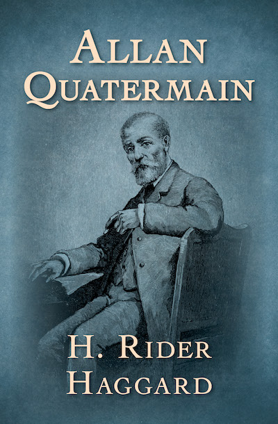 Buy Allan Quatermain at Amazon