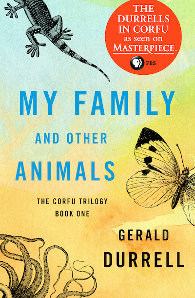 Buy My Family and Other Animals at Amazon