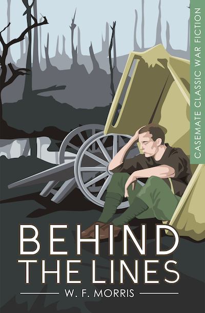 Buy Behind the Lines at Amazon