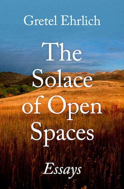 Buy The Solace of Open Spaces at Amazon