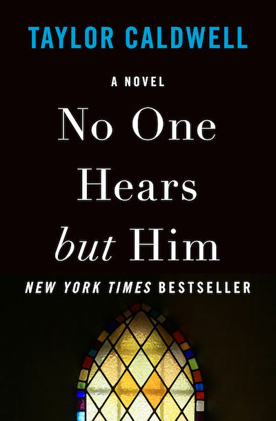 Buy No One Hears but Him at Amazon