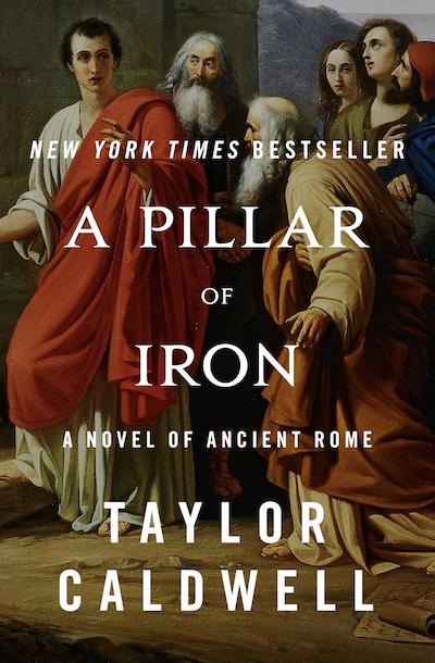 Buy A Pillar of Iron at Amazon