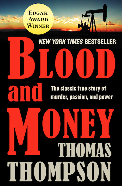 Buy Blood and Money at Amazon