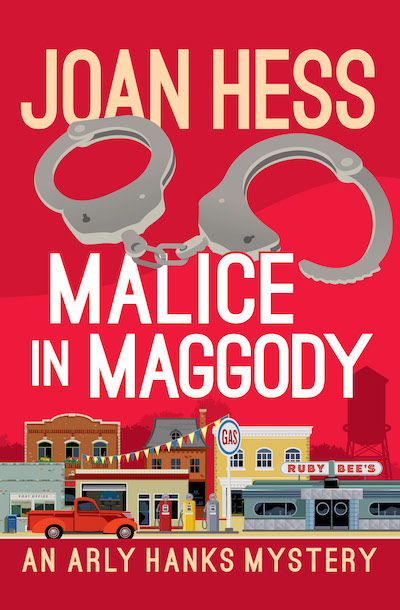 Buy Malice in Maggody at Amazon