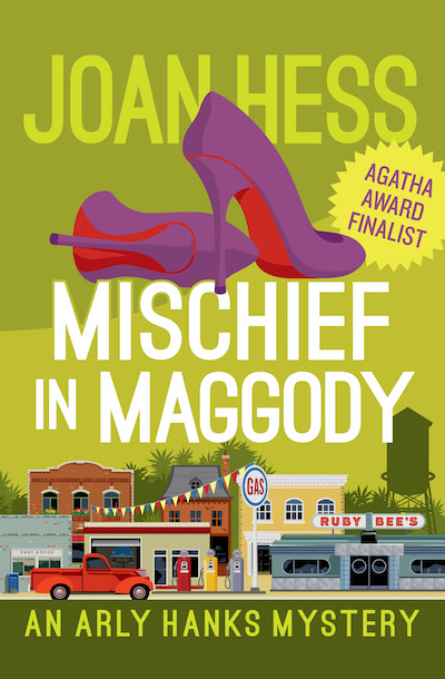 Buy Mischief in Maggody at Amazon